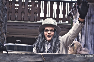 Der Geist im Geisterhaus Föhren -Fastnacht-Karnevalsumzug-Bekond-2018