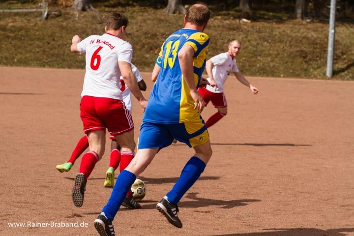 SG Gusenburg gegen SV Bekond 2018