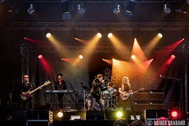 We rock Queen in Saarburg